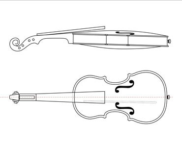 Accessories for violin